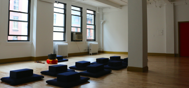 Urban Retreat: Seven Days of Mindfulness Meditation  with Acharya Daniel  Hessey