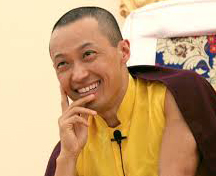 Sakyong Mipham Rinpoche in New York CIty