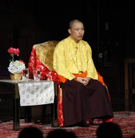 Sakyong Mipham in NYC