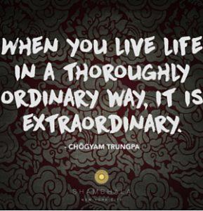 Live Life Extraordinary