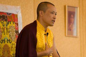 Sakyong Mipham Shambhala NYC