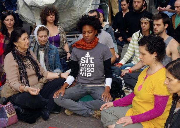 occupy shambhala nyc nitchetn