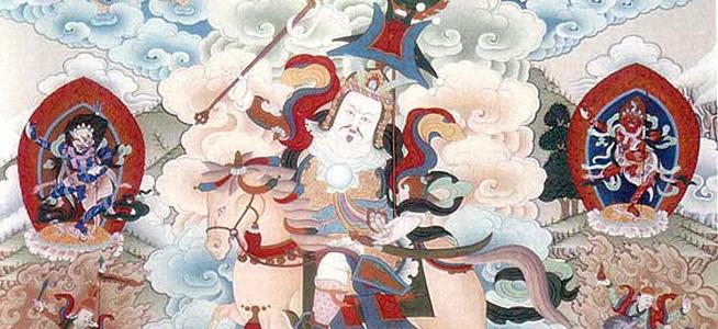 Dorje Kasung